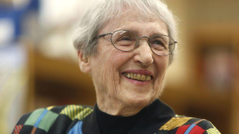 Margaret Lambert, nemecká atlétka, holokaust