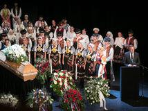 Slovensko sa rozlúčilo so Štefanom Nosáľom
