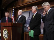 senat, usa, mccain, graham,