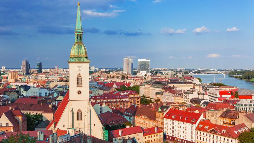 Bratislava, mesto, Dóm sv. Martina