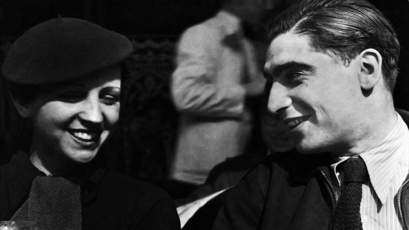 Gerda Taro,  Robert Capa, fotografi