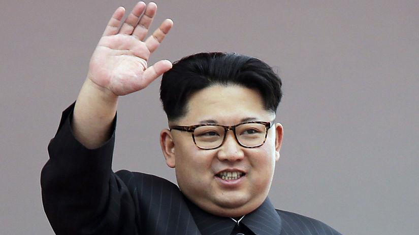 Kim Čong-un, sevrná kórea, kim, kldr