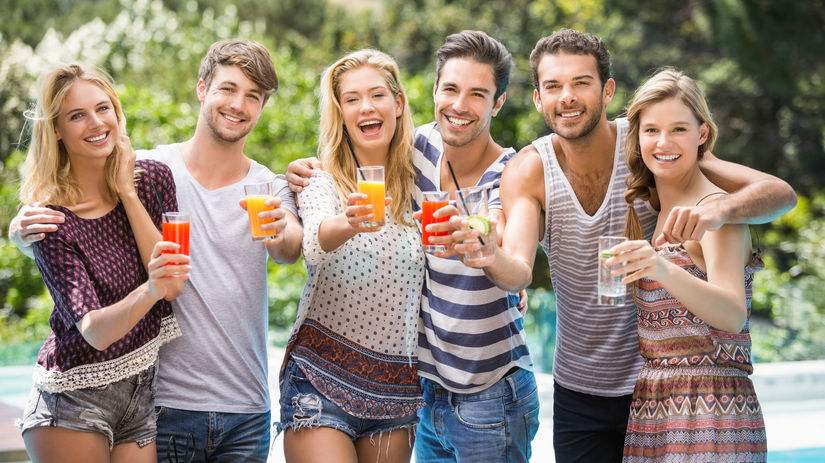 letná party