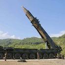 severná kórea, rakety