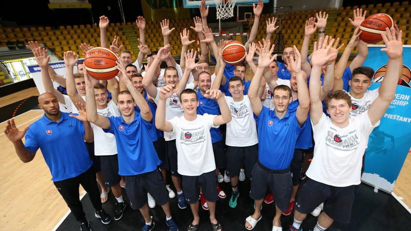 Basketbal, Slovensko