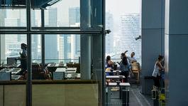 Singapur, bar,