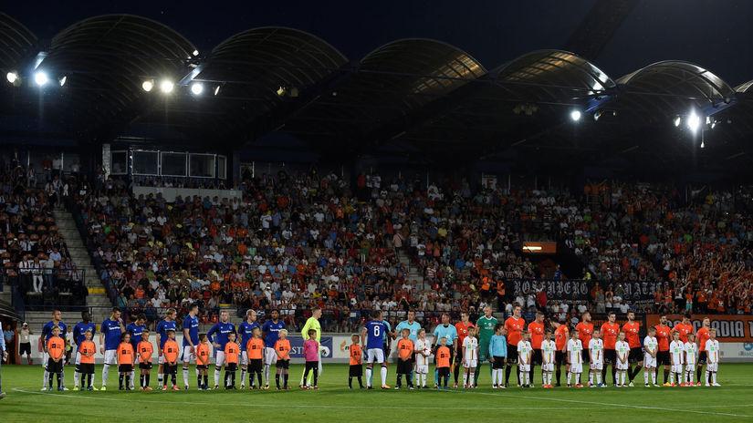 MFK Ružomberok, Everton