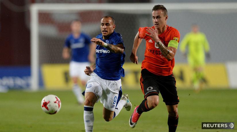 MFK Ružomberok, FC Everton