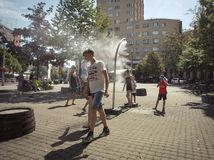 POčASIE: Horúčavy v meste