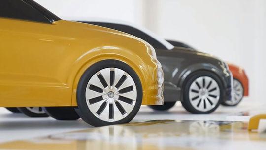 VW T-Roc: Wolfsburg už láka na nové malé SUV