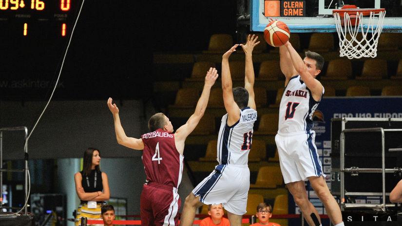Basketbalisti do 18 rokov