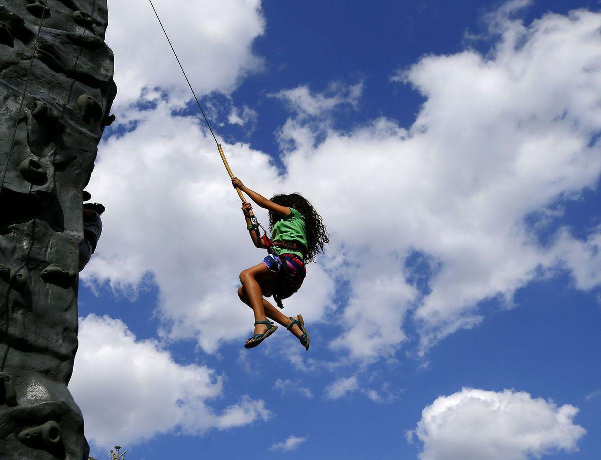 horolezec, lezkyňa