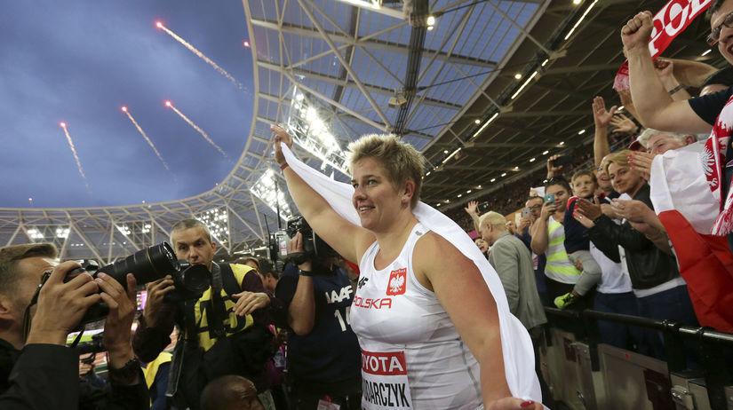 Anita Wlodarczyková (Poľsko)