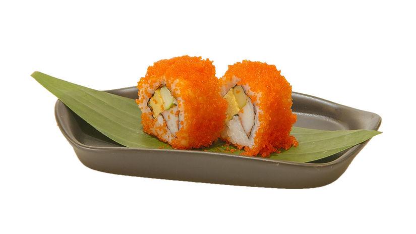 japonská strava, sushi, zdravie