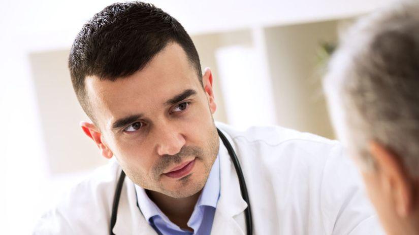 lekár, doktor, nemocnice