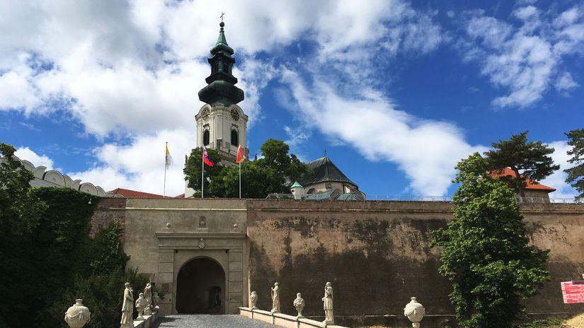 Nitra, Nitriansky hrad