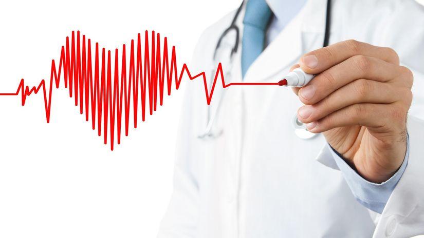 srdce, zdravie, rytmus, arytmia, tep
