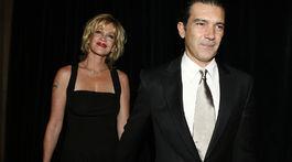 Antonio Banderas a  Melanie Griffith