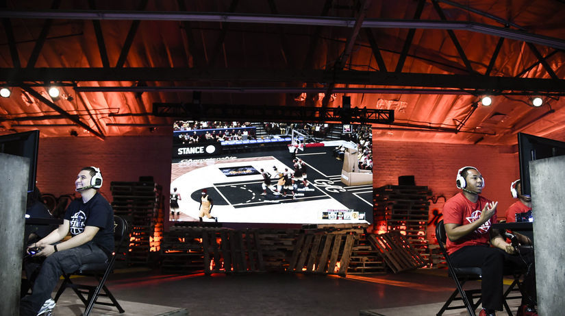 Finále šampionátu NBA 2K16