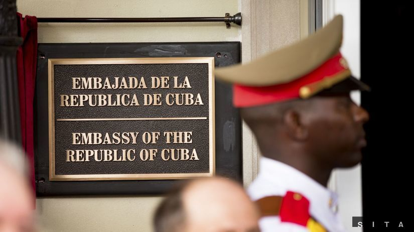 Kubánska ambasáda v USA