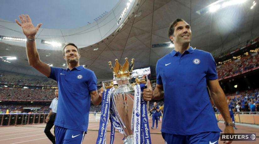 Trofej pre víťaza Premier League