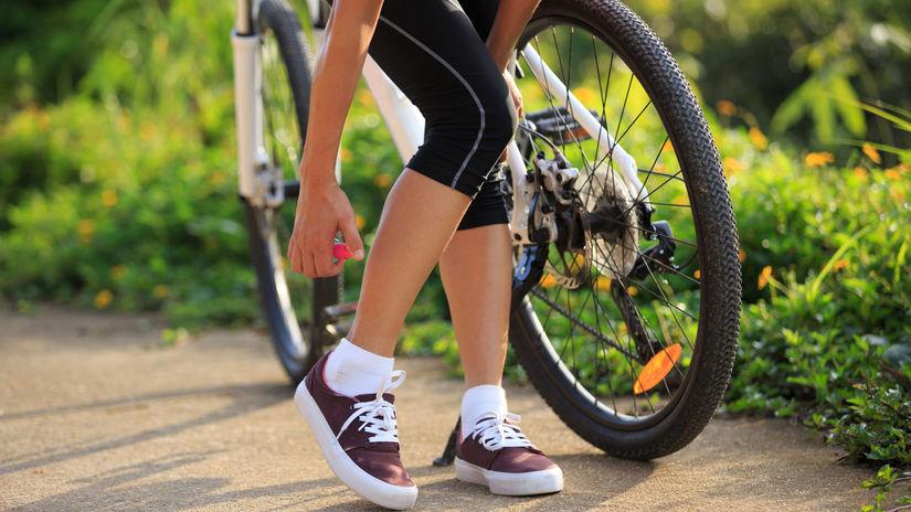 bicykel, cykloturistika, repelent, komár, hmyz