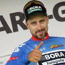 Saganovo sólo na Miláno-San Remo? Nemožné! Všetci sledujú jeho koleso