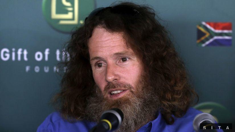 Stephen McGown, prepustený, Al-Káida, Južná Afrika