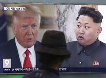 Trump, Kim-čong un,