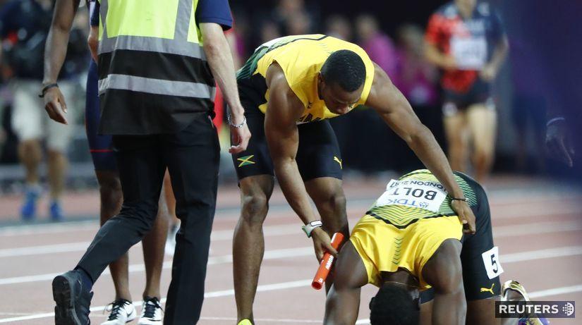 Usain Bolt (Jamajka)
