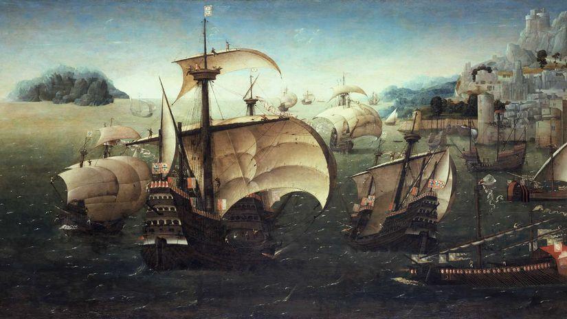 portugalsko, lode, plavba
