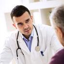 lekár, doktor, prehliadka