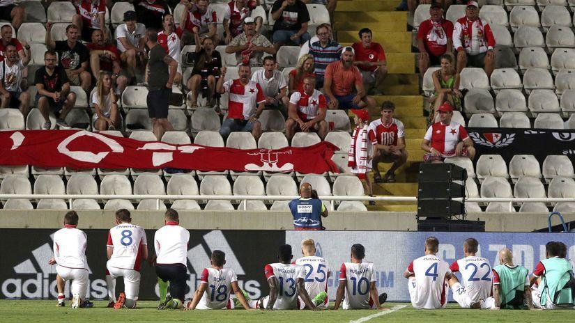 Slavia Praha, APOEL Nikózia
