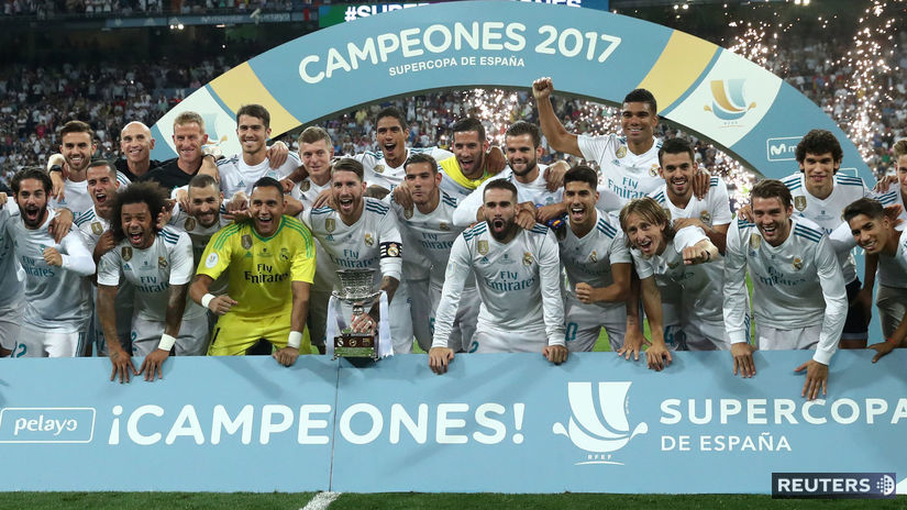 Real Madrid, Španielsky superpohár