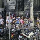 Šoféra dodávky, ktorá útočila v Barcelone, zabili v Cambrils