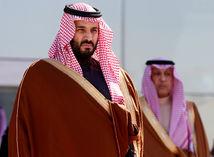Mohammed bin Salmán, princ, saudska arabia, saudi, saud