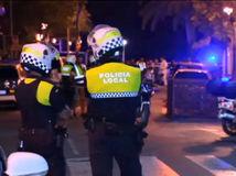Španieli zmarili ďalší útok autom, zastrelili päť mužov