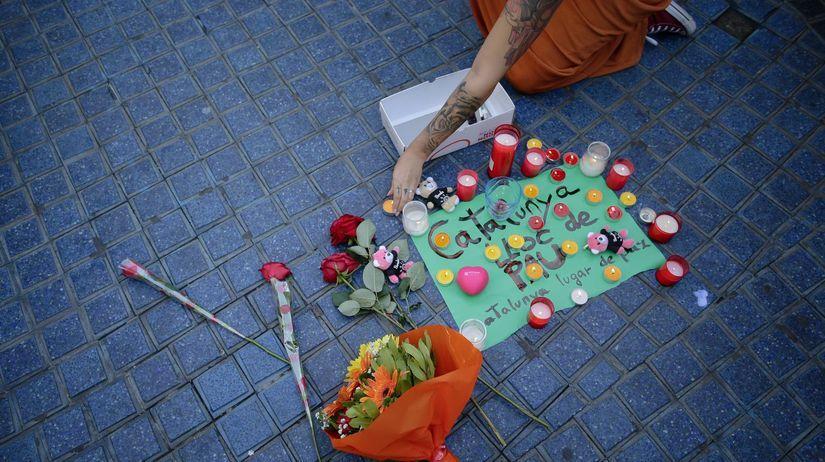 Spomienka na obeti teroristických útokov v...
