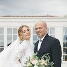 Mária Čírová sa vydala za Maroša Kachúta. Bola nádherná nevesta!