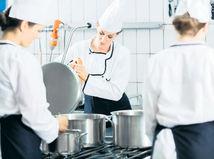 práca, kuchyňa. kuchár, zamestnanie, profesia