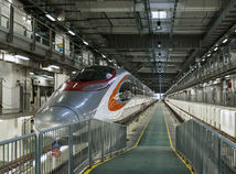 Čína vlak, Hong Kong