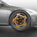Continental New Wheel Concept: Brzda sa má 'presťahovať' na koleso
