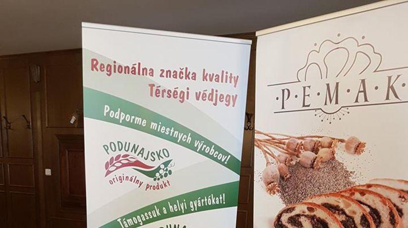 regionálna značka kvality, Podunajsko
