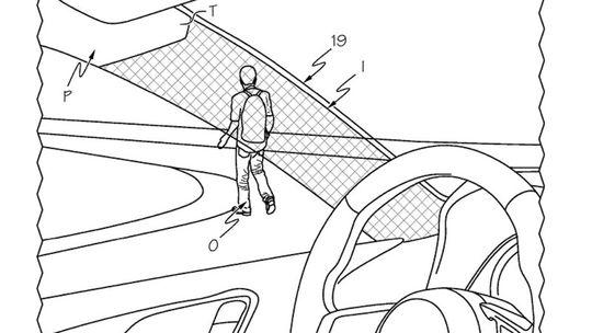 Toyota si dala patentovať priehľadné stĺpiky. Nemajú byť drahé