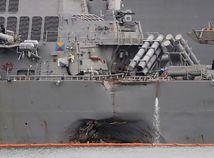 nehoda torpédoborca
