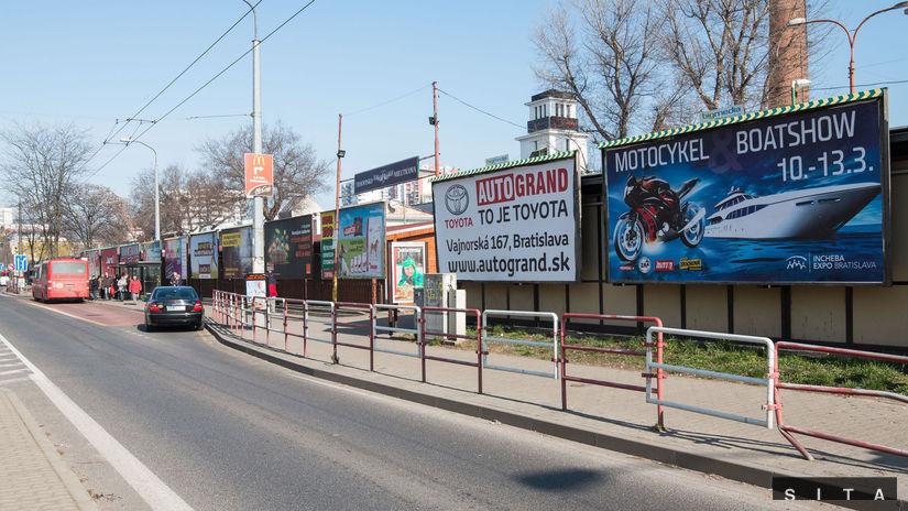bilbord, reklama, billboard
