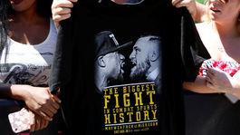 Conor McGregor, Floyd Mayweather