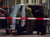 Rotterdam, auto, polícia