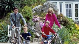 1. jún 1989: Princ Charles, jeho manželka princezná Diana