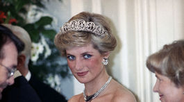 2. november 1987: Britská princezná Diana